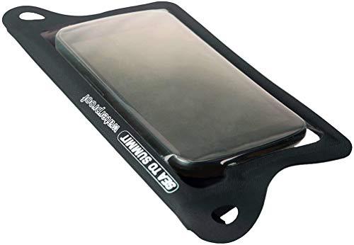 Sea to Summit TPU Guide Waterproof Case for XL Smartphones Funda para Tablet, Adultos Unisex, Negro (Black)