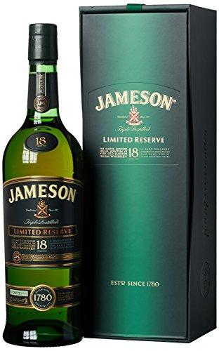 Jameson Old Whisky 18 Jahre mit Geschenkverpackung (1 x 0.7 l)