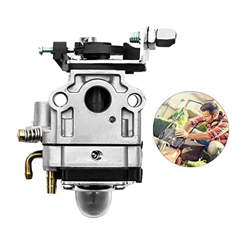ConBlom Carburador de 11 mm, repuesto de motor de 2 tiempos, desbrozadora, motosierra, carburador compatible para 22 cc, 26 cc, 33 cc, 34 cc, 36 cc