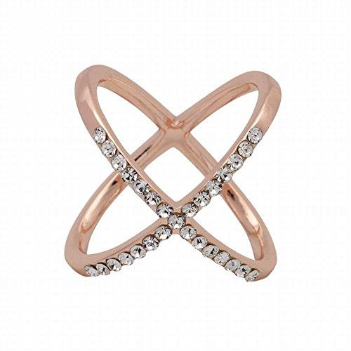 Legering Diamanten Sjaal Deductie Luxe Vrouwen Sjaals Ring Gesp Kleding Accessoires Dual-Use Sieraden