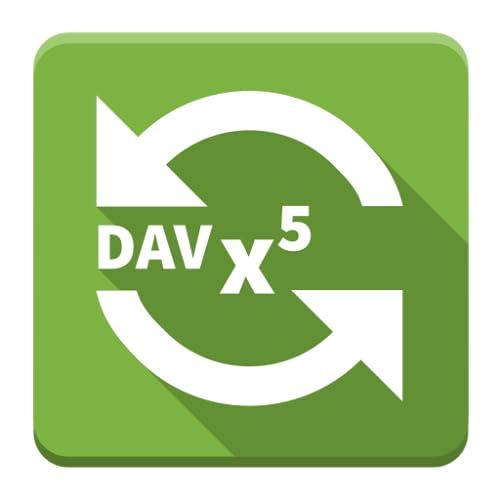 DAVx⁵ – CalDAV/CardDAV Sync