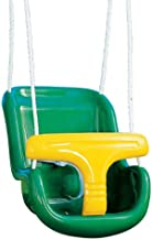 Creative Playthings Molded Infant Swing with Rope