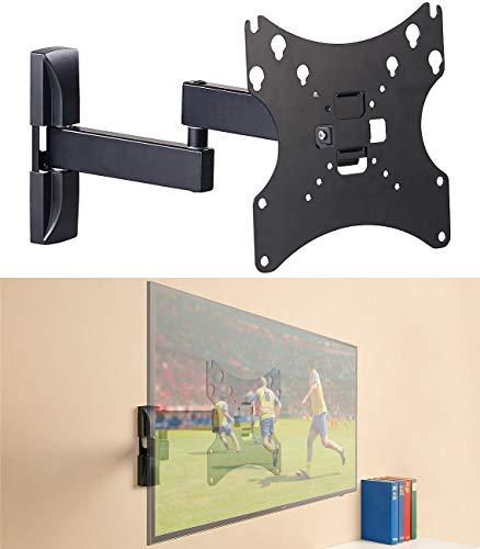 General Office TV Staffa: Supporto da Parete Girevole per TV/Monitor, 35-106 cm (14'-42'), Fino a 15 kg (TV Supporto a Parete)