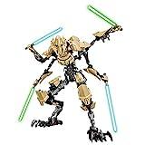 YooFit Star Wars General Grievous Anime Figure Action Figure Black Series e Imperial Stormtrooper Statua Mobile Modello Regalo giocattoloGeneral Grievous