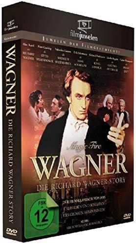 Wagner - Die Richard Wagner Story (Filmjuwelen)