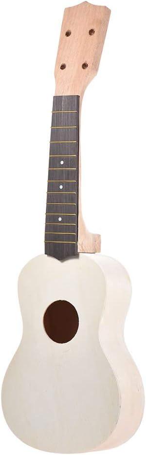 Soprano Ukelele Ukulele Hawaii Guitar Maple Kit Body Wood San Jose Quality inspection Mall DIY