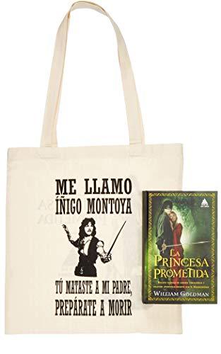 Pack La princesa prometida con bolsa (Ático de los Libros)