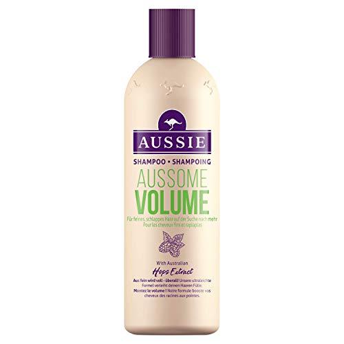 Aussie Aussome Volume Shampoo für Schlaffes Haar, 300ml
