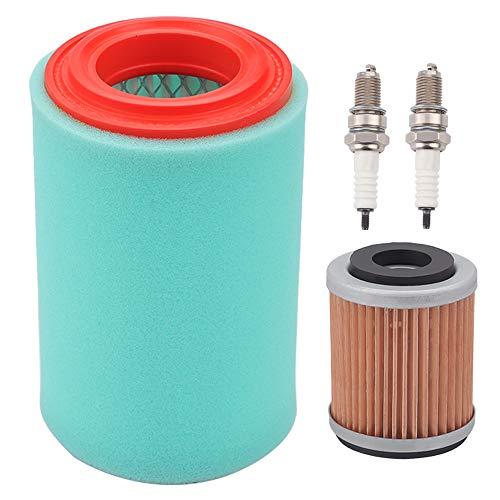 yamaha big bear 400 air filter - 4