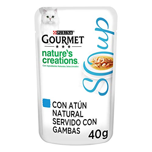 Purina Gourmet Crystal Soup Nourriture pour Chat