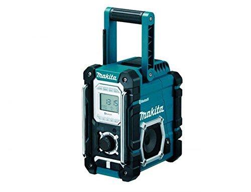 Makita DMR108 Bluetooth Jobsite Radio 18V Battery / 240V Mains - Body Only by Makita