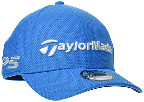 TaylorMade Golf New Era Tour 39Thirty Cap, Bleu (Azul...