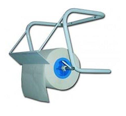 Porta rollos y bobinas papel manos IIN Metal caja rollo toalla industrial