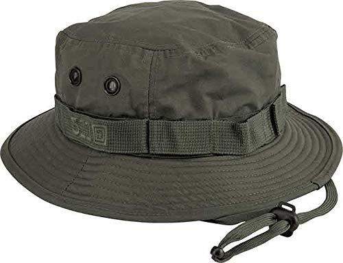 5.11Boonie Hat Ranger Green, L de XL, Ranger Green