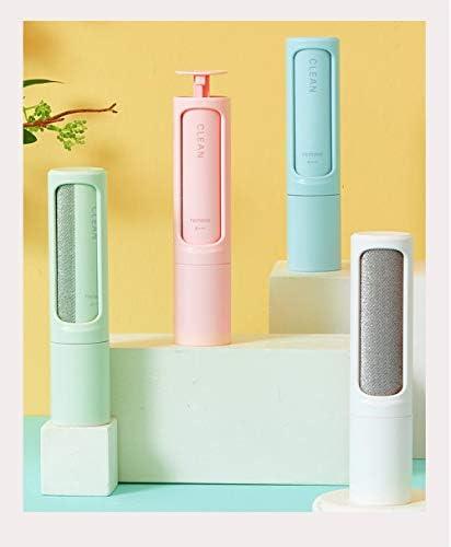 Kleverig haarverwijderaar ontharingsborstel roller voor elektrostatische borstelstofverwijderaar kleding voor huisdieren kleverig haarborstelverwijderaar huishoudelijke schoonmaakmiddelen