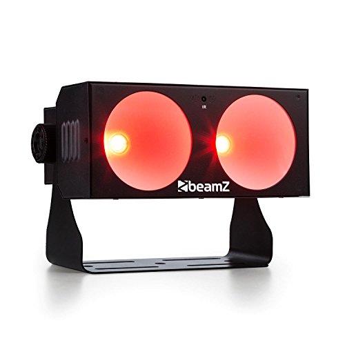 Beamz Disco Lucid 1.2–Zubehör (schwarz, grau, LED, Blau, Grün, Rot, AC, 100–240, 50/60)
