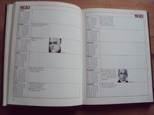 Jahrhundertkalender 1900 - 2000