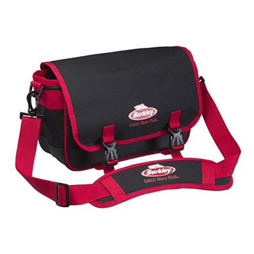 Berkley Powerbait Bag Black S Tasche Angeltasche Bag Carryall Tragetasche