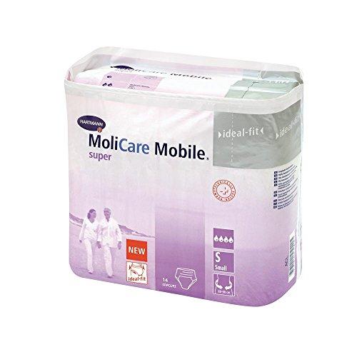 Inkontinenzslip MoliCare Mobile Super Gr. 4 Extra Large, 14 Stück