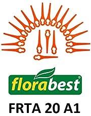 Florabest 20 nóż zamienny/płytki tnące z tworzywa sztucznego FRTA 20 A1 do podkaszarki do trawy IAN 282232