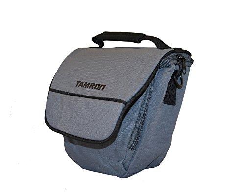 Tamron Megazoom SLR-Kameratasche Tasche Grau für Nikon D7200 D810A D5500 D750 D810 D3300 D5300 D610 D7100 D5200 D600 / Canon EOS 760D 750D 1200D 700D 650D 60Da 1100D 600D /Sony Alpha SLT-A68 3000 SLT-