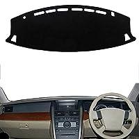 LYSHUI 車のダッシュボードカバーダッシュマットカーペットサンシェードパッド汚れ防止パッド、日産ティアナJ31 2003 2004 2005 2006 20072008に適合