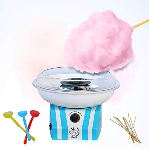 Happy Tangerines Cotton Candy Machine - Cotton Candy Maker