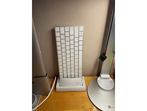 Soporte para teclado y ratón de Apple