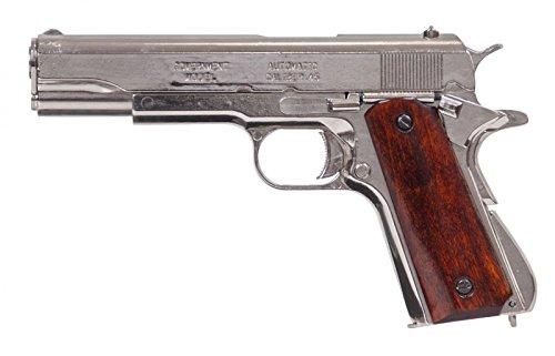 Denix Replik Colt Goverment M191A1 silber