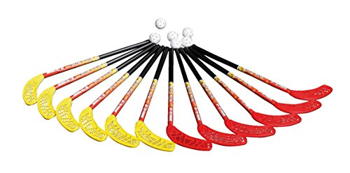 Sport-Thieme Floorball-Set Kids Mini, Standard