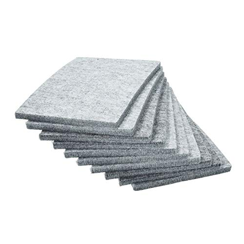efco Prickelfilz, 100prozent Polyester, 180 x 125 x10 mm