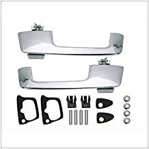 PG Classic 159 Reproduction Replacement Mopar A,B-Body Outside Door Handles (Chrome Button)