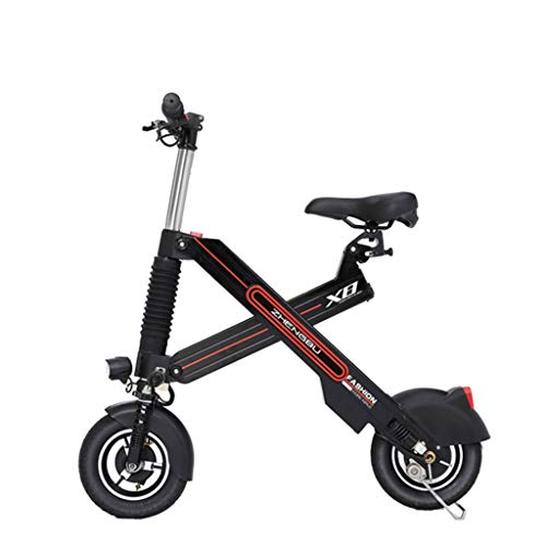 Great Features Of Electric Car for Adult, Portable Folding, Bluetooth Speaker, Long Stroke Damping, ...