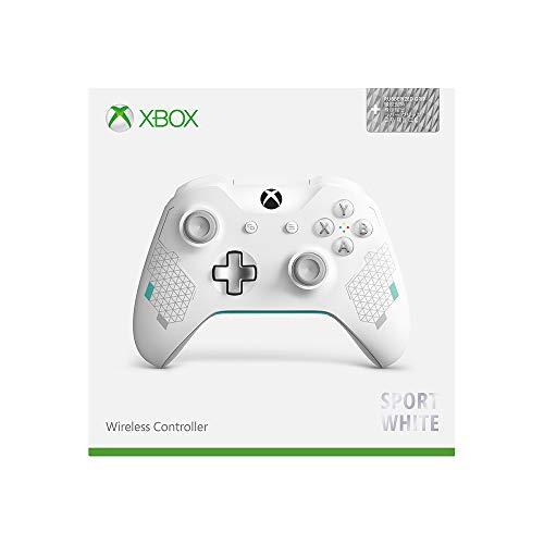 Xbox ワイヤレスコントローラー (スポーツ ホワイト)