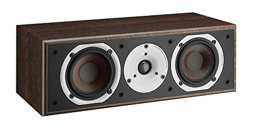 Dali Spektor Vokal 120W Nuez altavoz - Altavoces (De 2 vías, Alámbrico, 120 W, 66 - 26000 Hz, 6 Ω, Nuez)
