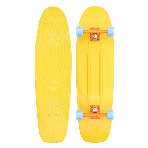 Penny - Skateboard Cruiser 32 High Vibe, colore: Giallo
