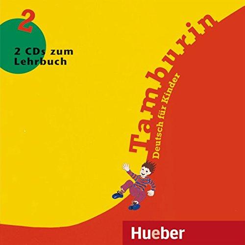 Tamburin, neue Rechtschreibung, 2 Audio-CDs zum Lehrbuch: CDs 2 (2) -...