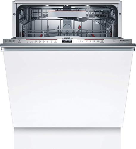 Bosch SMV6ZDX49E Serie 6 Geschirrspüler Vollintegriert / A+++ / 60 cm / 234 kWh/Jahr / 13 MGD / SuperSilence / EmotionLight / VarioSchublade / Home Connect