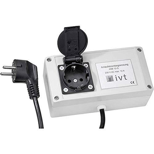 Unbekannt IVT 18017-G Anlaufstrombegrenzung ASB 12-G Weiß IP44