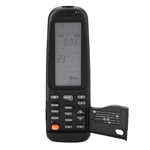 Niiyen Telecomando per condizionatore d'Aria, Telecomando Universale per condizionatore d'Aria in ABS, Telecomando per condizionatore d'Aria di Ricambio 25 in 1 per Electra/Airwell/Emailair/Elco RC-3