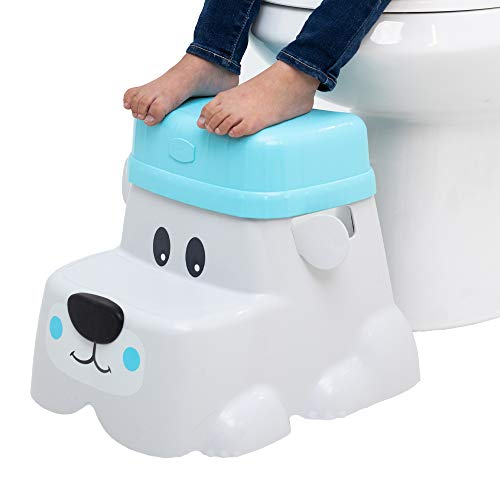 Squatty Potty Kids Pet Toilet Stool, Cub Base with Hat, 2.3 Pound