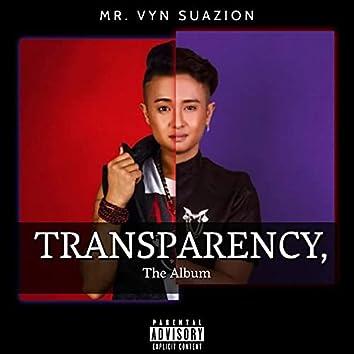 TRANSPARENCY, The Album
