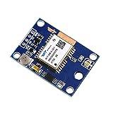 Receptor del módulo GPS WT-NEO6M 51 Microcontrolador Módulo NGPS compatible con GPS STM32 Navegación Arduino Posicionamiento satelital UART TTL 3.3-5V Soporte PC / MCU
