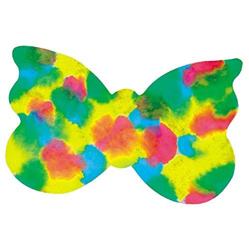 Hygloss Butterfly Dippity Dye Paper, 7 in, Pack of 36
