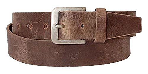 Ceinture homme leather brown /100cm 40