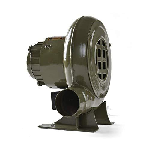 Aida Bz Ventilateur de contrôle électrique Grill Barbecue Briquet Briquet Charbon Fonte Fil de cuivre Complet Barbecue Ventilateur Ventilateur,120W