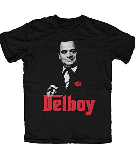 Del Boy The Godfather T-shirt for Men, S to XXL