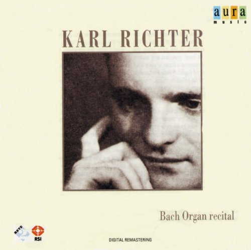 Johann Sebastian Bach: Organ Recital