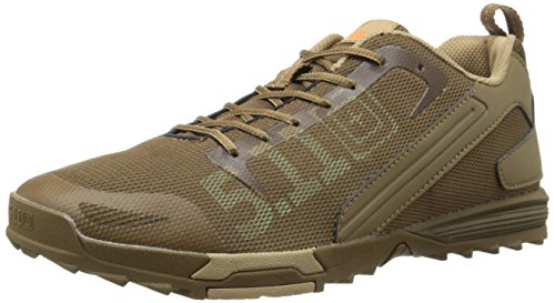 5.11 Tactical Men's Recon Trainer Cross-Training Shoe,Dark Coyote,10 D(M) US
