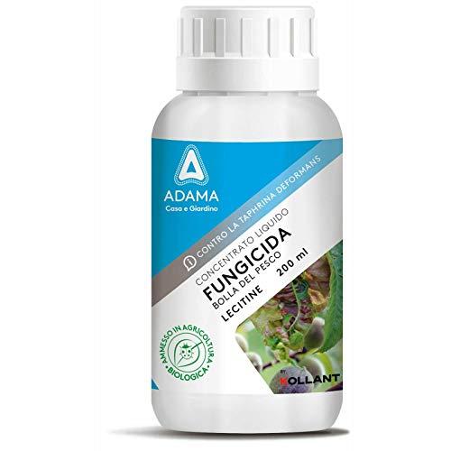 Fungicida per Bolla del Pesco con Lecitina Taphrina Deformans 200 ml
